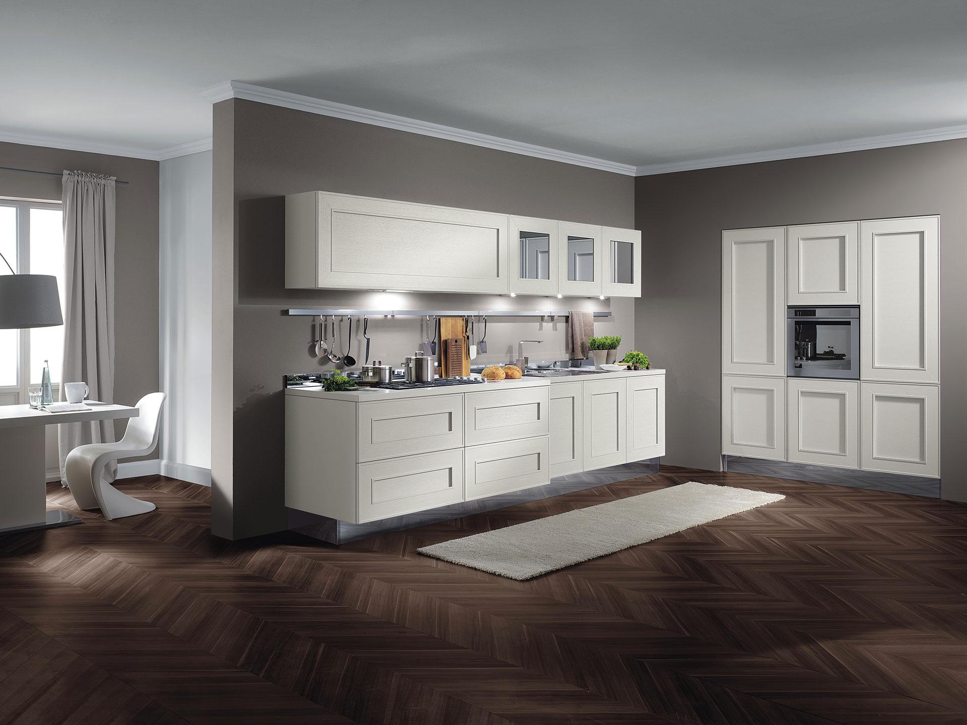 Melograno - arredamento cucina moderna - Mussi arredamento